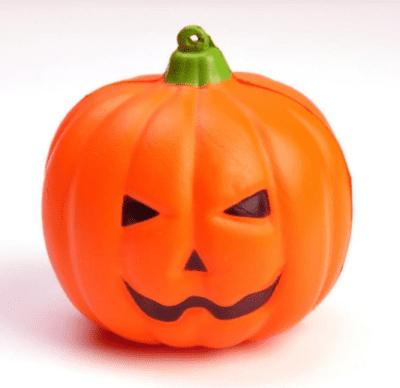 Pumpkin stressball