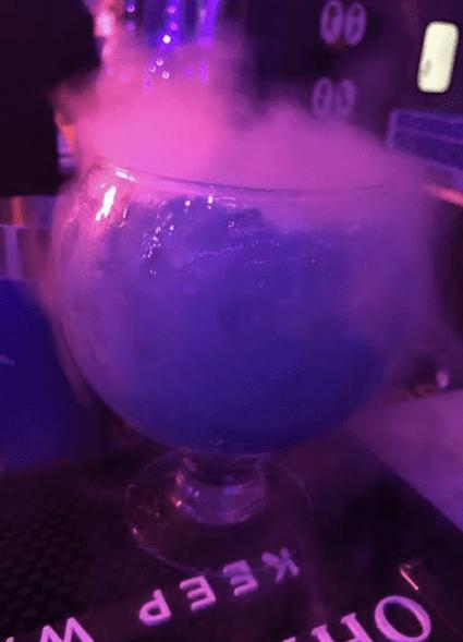 Sydney bar cocktails