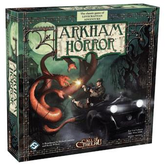 Arkham Horror board game