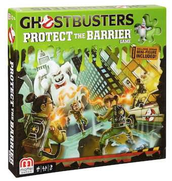 Ghostbusters: Protect the Barrier