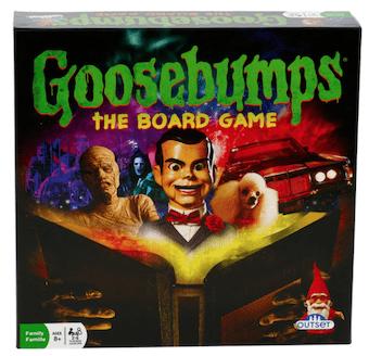 Goosebumps; The Board Game