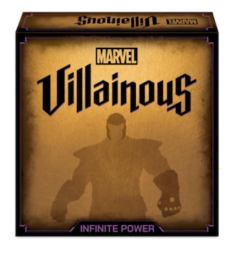 Marvel: Villianous board game